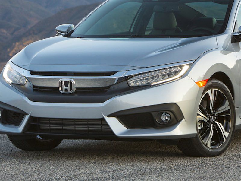 2016 honda civic coupe first drive review. Black Bedroom Furniture Sets. Home Design Ideas