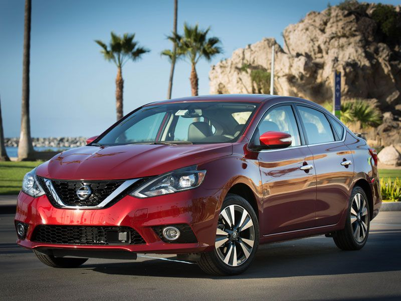 10 Things You Need To Know About The 2016 Nissan Sentra