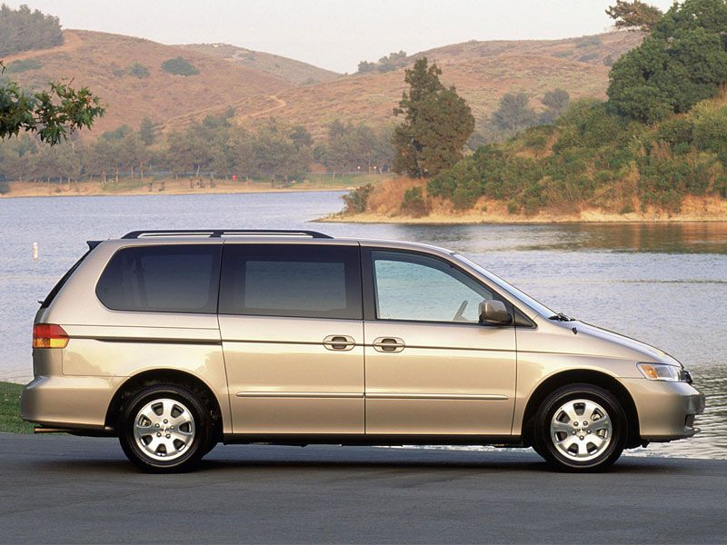 10 Of The Best Used Minivans Under 5 000
