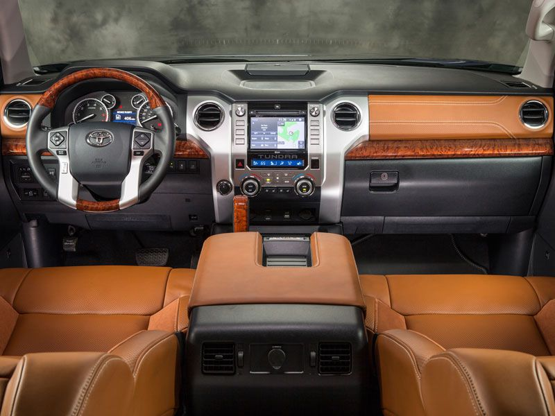 10 Things You Need To Know About The 2016 Toyota Tundra