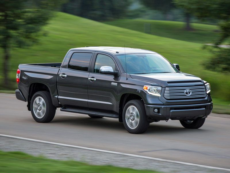 10 Best Double Cab Trucks Photo Credit Toyota