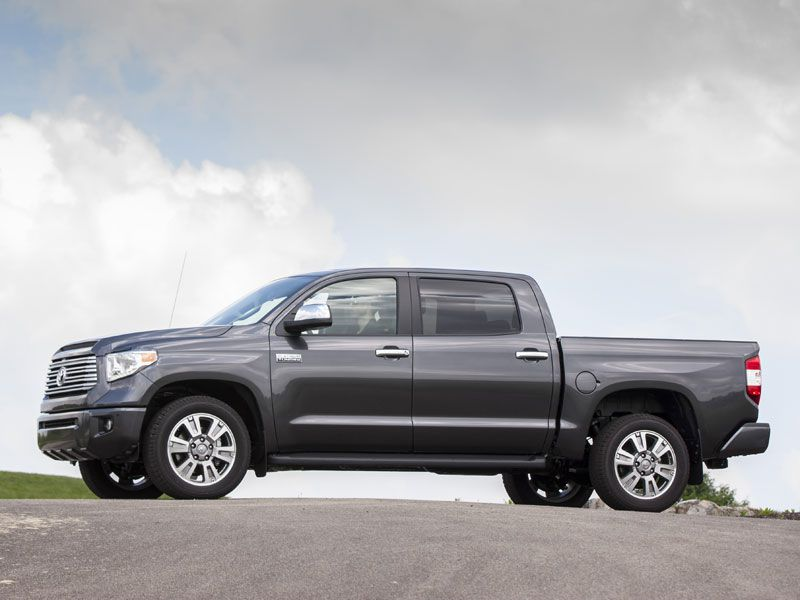 2 The 2016 Toyota Tundra Offers Diversity
