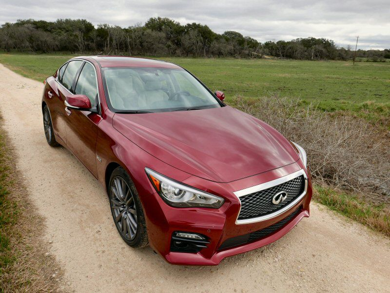 2016 Infiniti Q50 Road Test And Review
