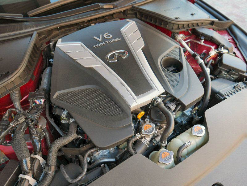 2016 Infiniti Q50 Road Test and Review  Autobytelcom