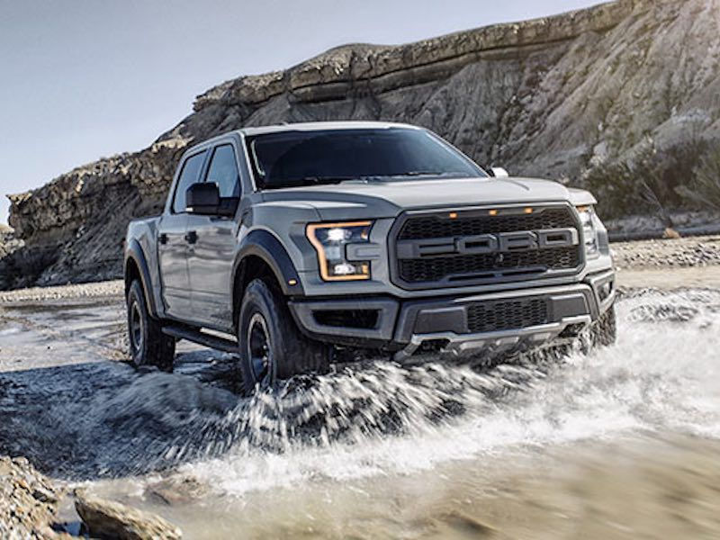2016 Ford F 150 Raptor 11 2 Inches