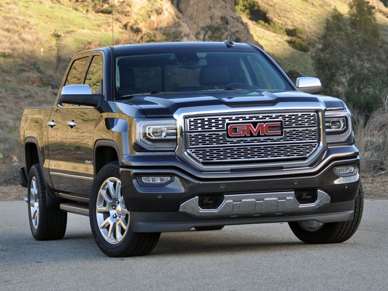 2016 Gmc Sierra 1500 Road Test And Review