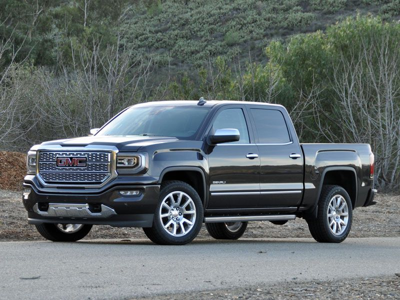 Expert Opinion Of The 2016 Gmc Sierra 1500