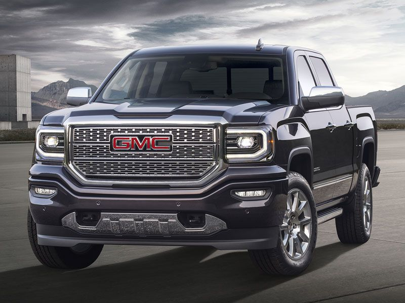 10 things you need to know about the 2016 gmc sierra denali 1500. Black Bedroom Furniture Sets. Home Design Ideas