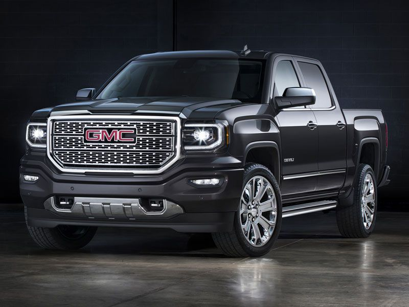 10 Things You Need to Know About the 2016 GMC Sierra Denali 1500