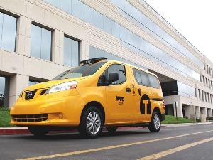The Taxi of Tomorrow, Nissan