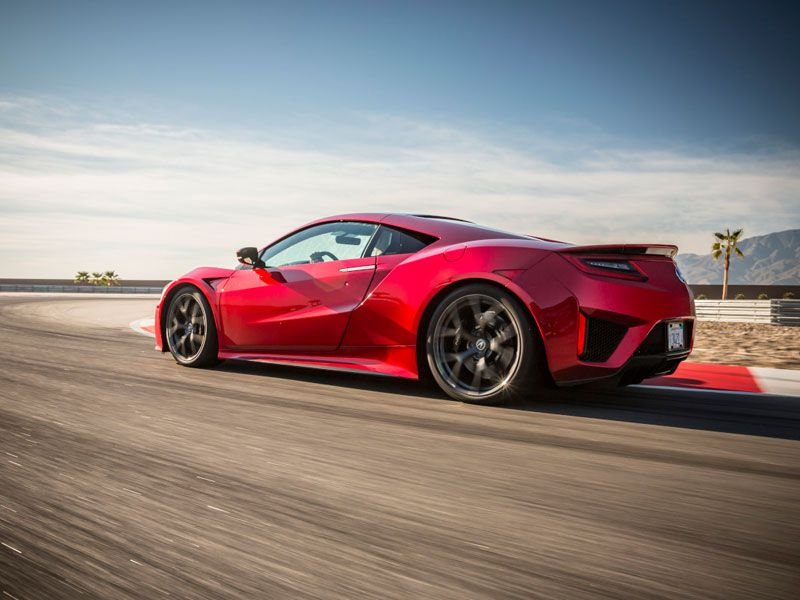 10 Things that Make the 2017 Acura NSX a Supercar ...