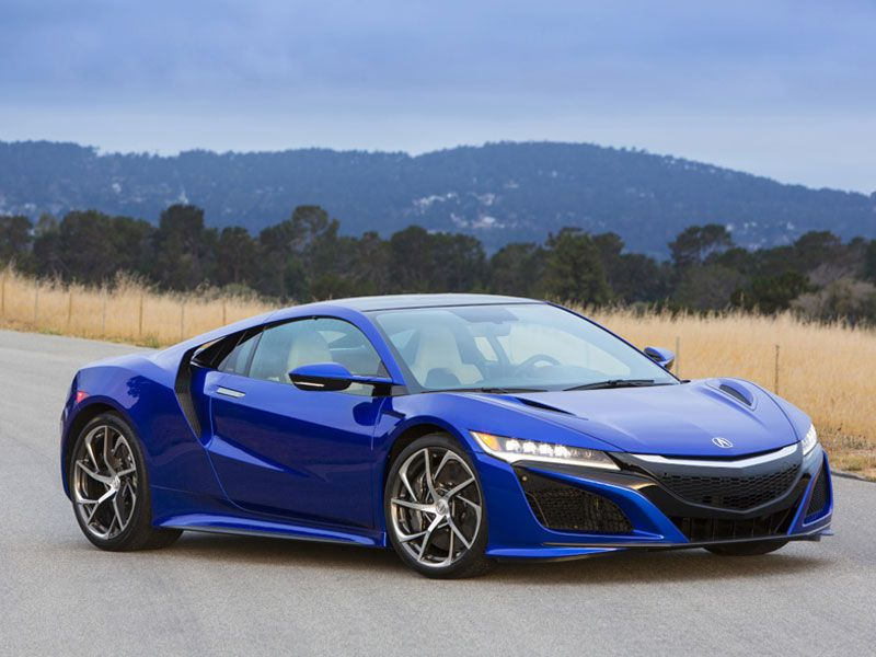 Things That Make The Acura Nsx A Supercar Autobytel Com