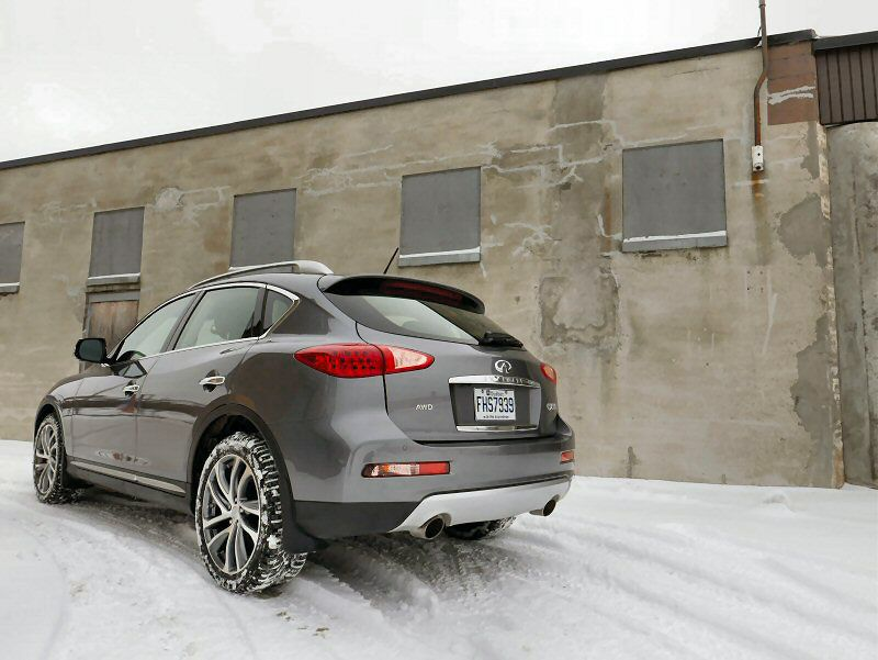 2016 Infiniti Qx50 Road Test And Review