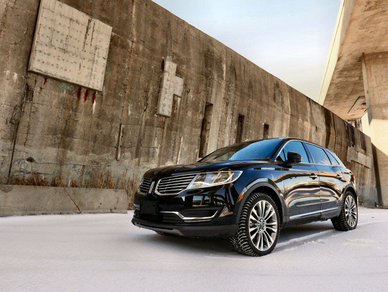 2016 Lincoln Mkx Road Test And Review