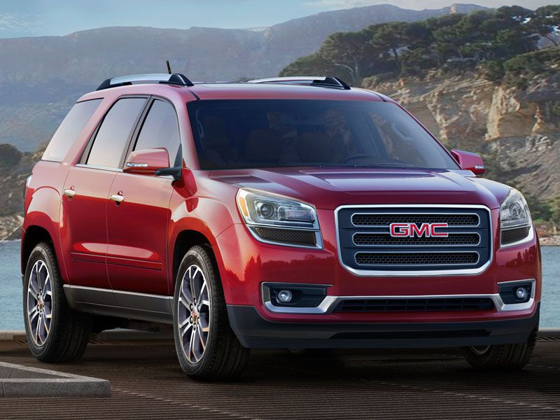 10 Best Suvs With 3rd Row Seating Large Crossovers For Towing