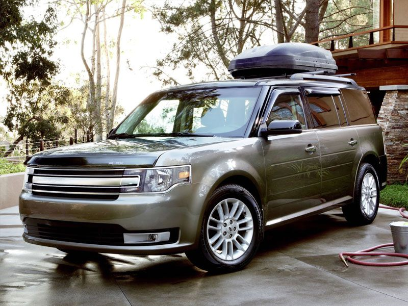 10 used suvs with 3rd row seating. Black Bedroom Furniture Sets. Home Design Ideas
