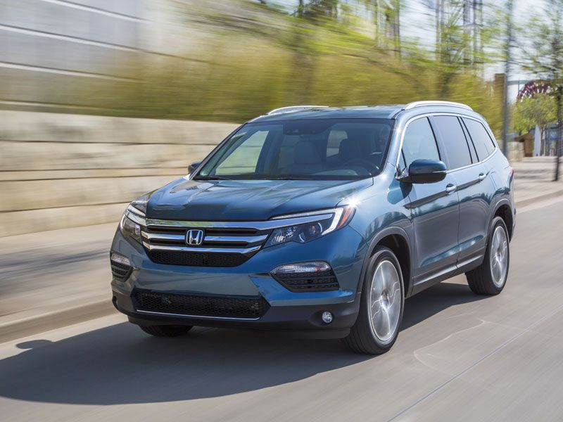 10 Best Full Size SUVs For 2017