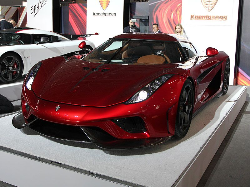 Must See Luxury Cars And Sedans At The 2016 New York Auto: Must See Sports Cars At The 2016 New York Auto Show