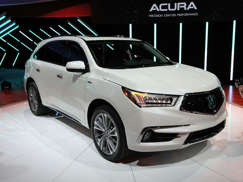 Must-See SUVs and Crossovers at the 2016 New York Auto Show