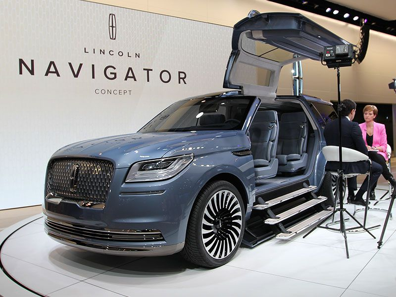Must See Suvs And Crossovers At The 2016 New York Auto Show