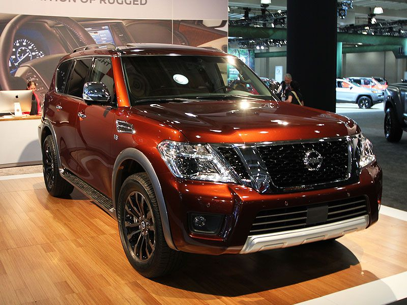 Must-See SUVs And Crossovers At The 2016 New York Auto