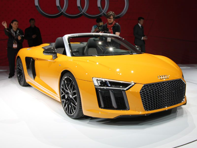 New Car Search: Must-See Luxury Cars And Sedans At The 2016 New York Auto