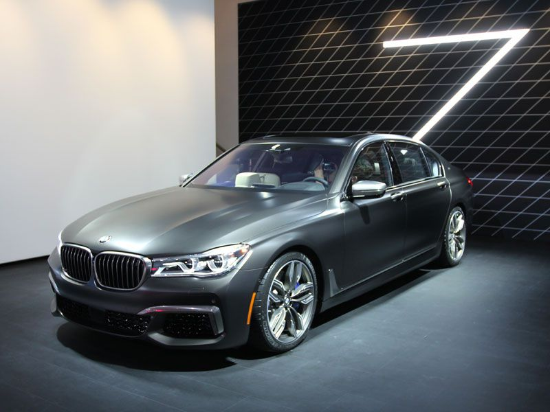 Must-See Luxury Cars And Sedans At The 2016 New York Auto