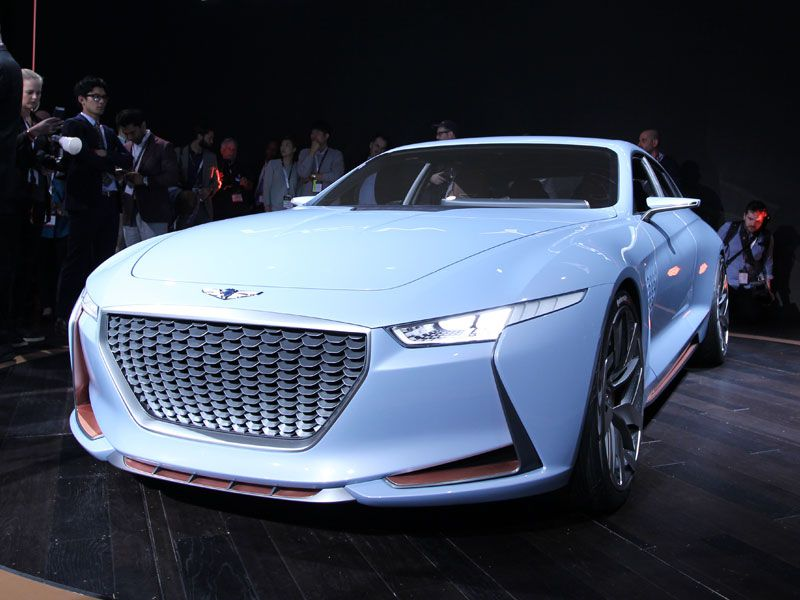 Must-See Vehicles At The 2016 New York Auto Show
