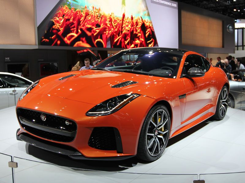 Must See Luxury Cars And Sedans At The 2017 Detroit Auto: Must See Sports Cars At The 2016 New York Auto Show