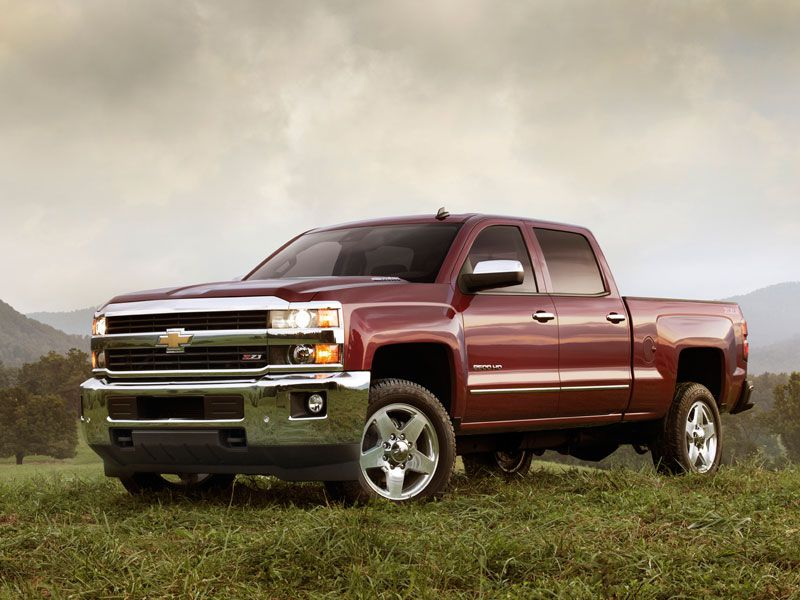 10 Best Looking Trucks For 2016