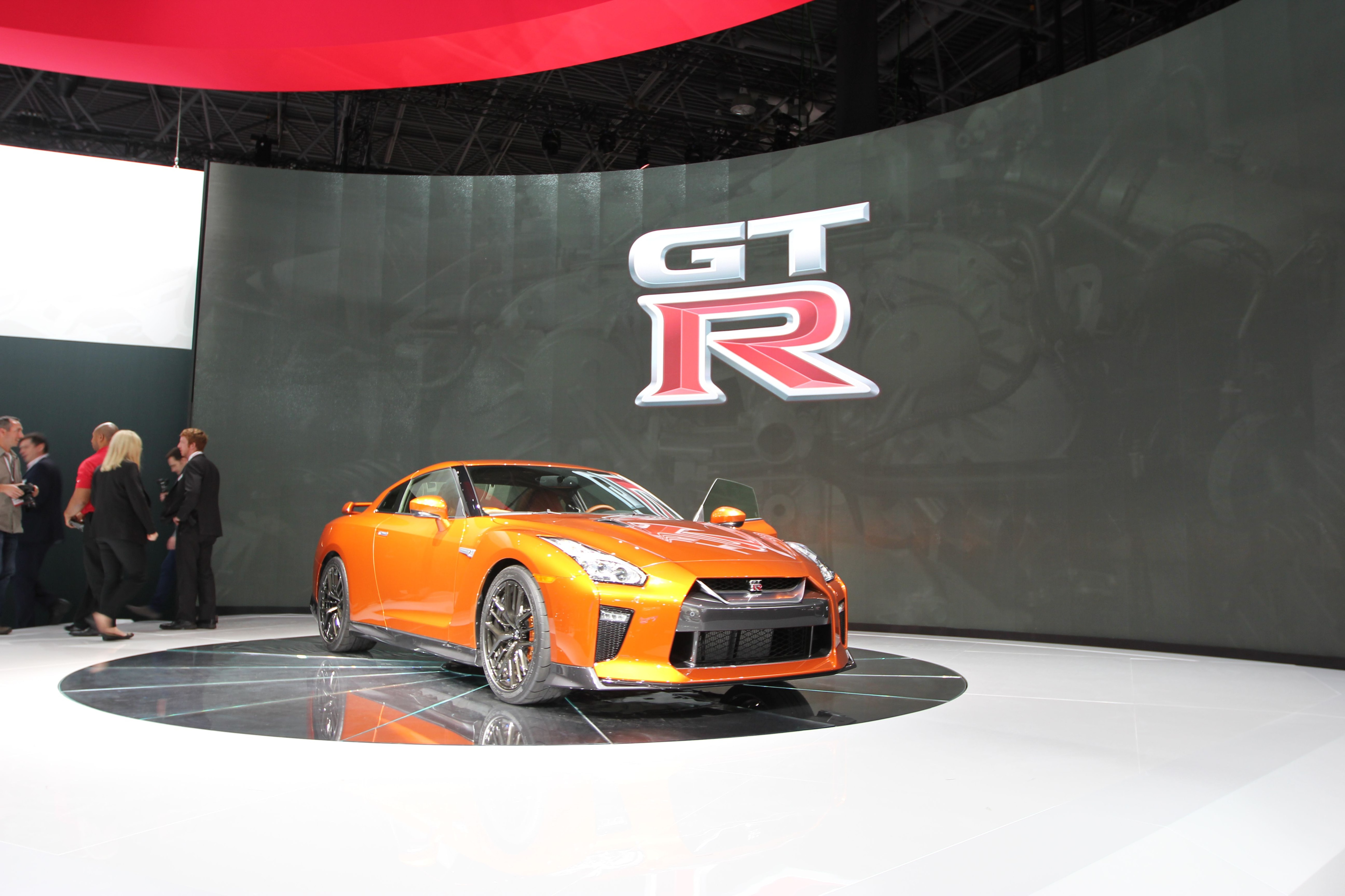 10 fastest 4 cylinder cars under 40 000 nissan gt r historic exhibit at the 2016 new york auto show