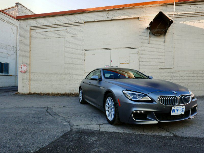 Extremely Comfortable Cruiser As Indicated By Its Name The 2016 Bmw 650i Xdrive