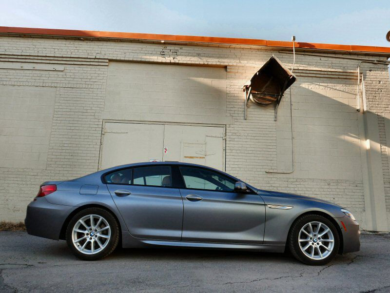 Imposing Styling When The 2016 Bmw 650i Xdrive