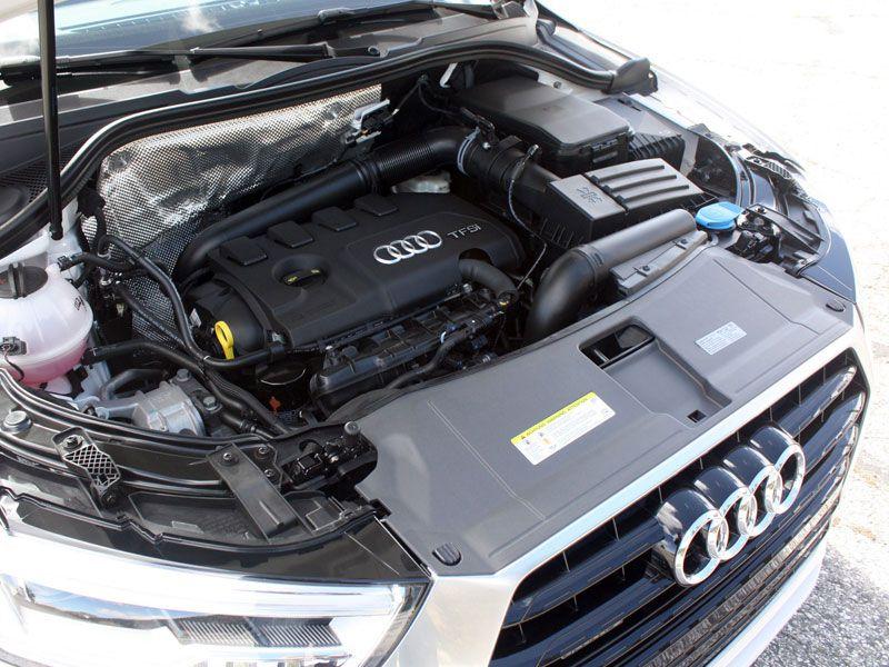 Audi Q3 Engine Auto Express
