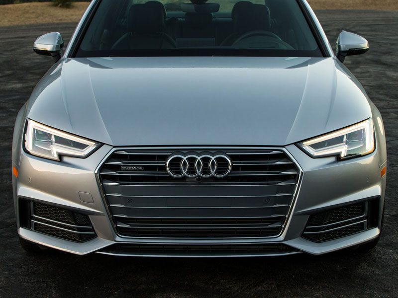 2017 Audi A4 Road Test & Review