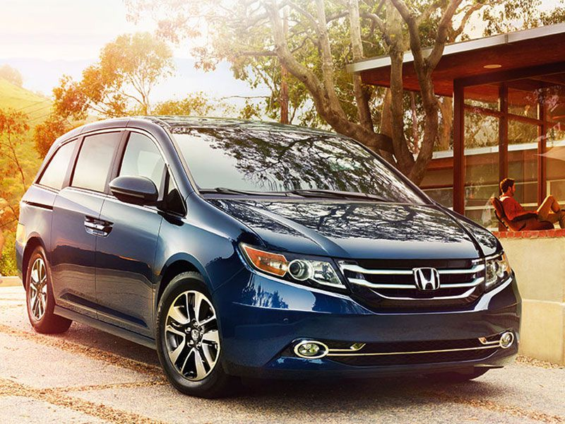 8 Of The Most Luxurious Minivans Autobytel Com