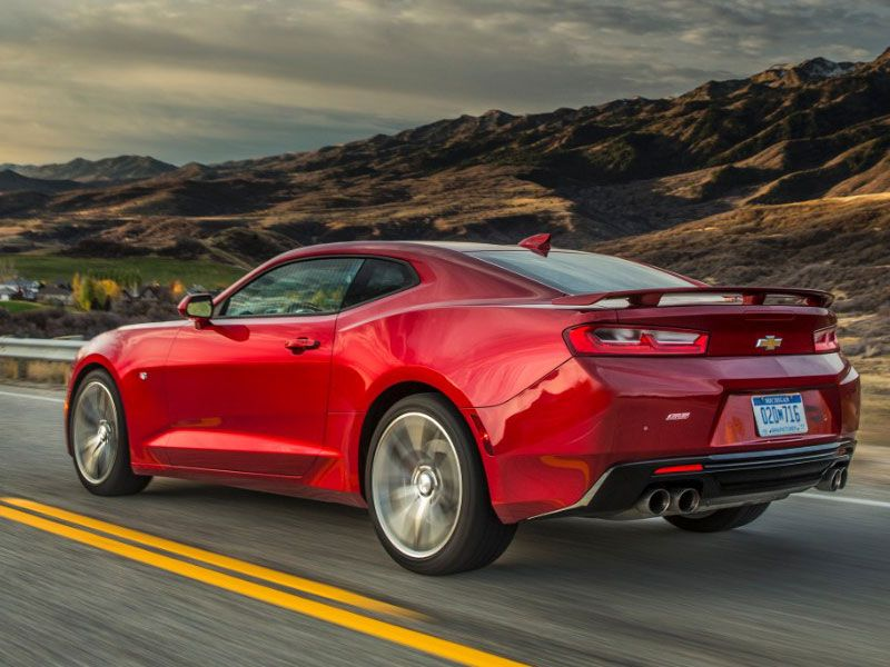 Delightful 10 Of The Fastest Cars Under $30k