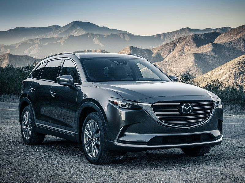 9) 2016 Mazda CX 9 U2014 39.4 Inches