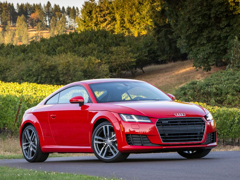 10 Best Sporty Coupes
