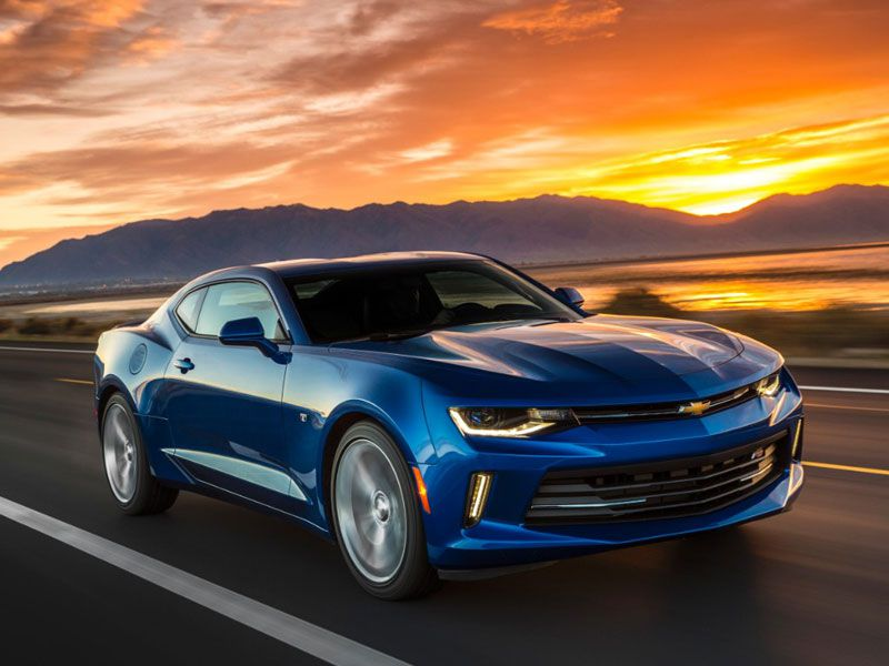 10 of the fastest cars under $30k autobytel com2016 chevrolet camaro \u2014 msrp $25,700
