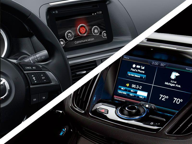 ford escape vs. mazda cx-5: which is best?   autobytel