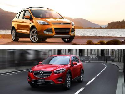 Ford Escape Vs Mazda Cx 5 Which Is Best Autobytel Com