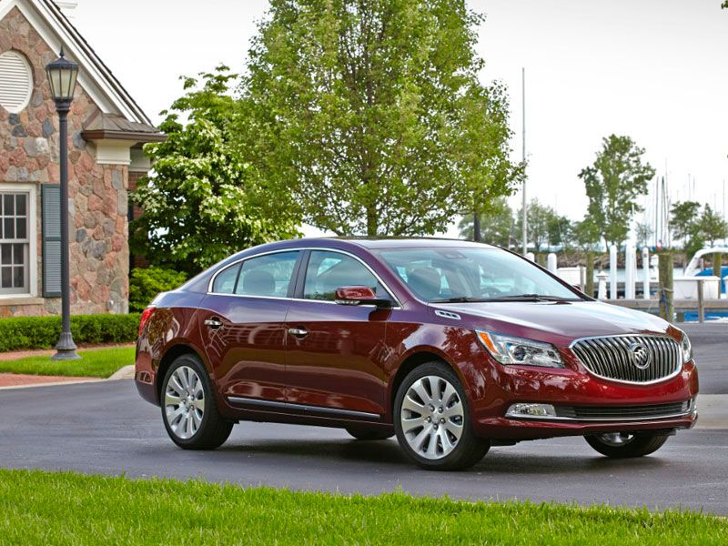 1 2016 Buick Lacrosse 40 5 Inches