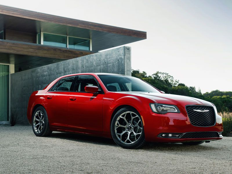 6 2016 Chrysler 300