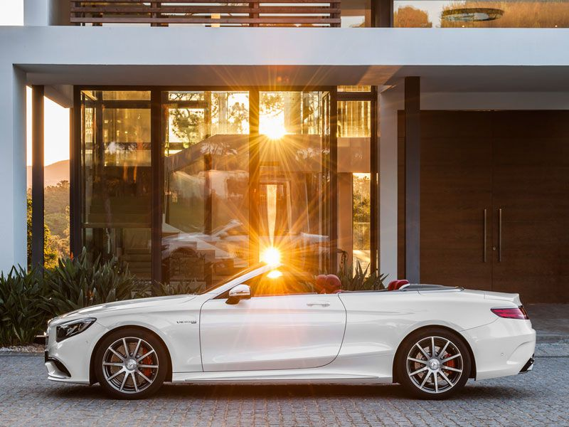 2017 Mercedes Benz S Cl Cabriolet Road Test And Review