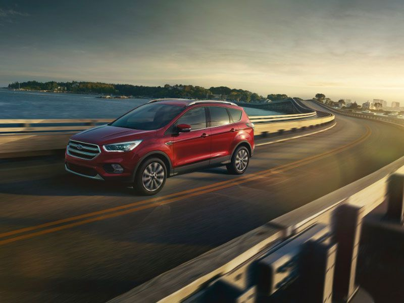 10 Things You Need to Know About the 2017 Ford Escape  Autobytelcom