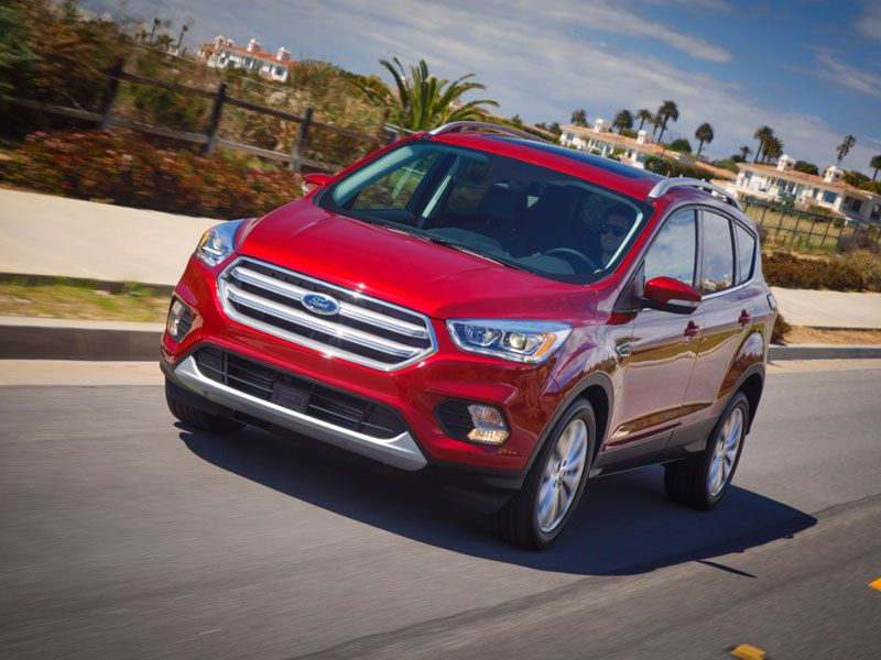 3 2017 Ford Escape