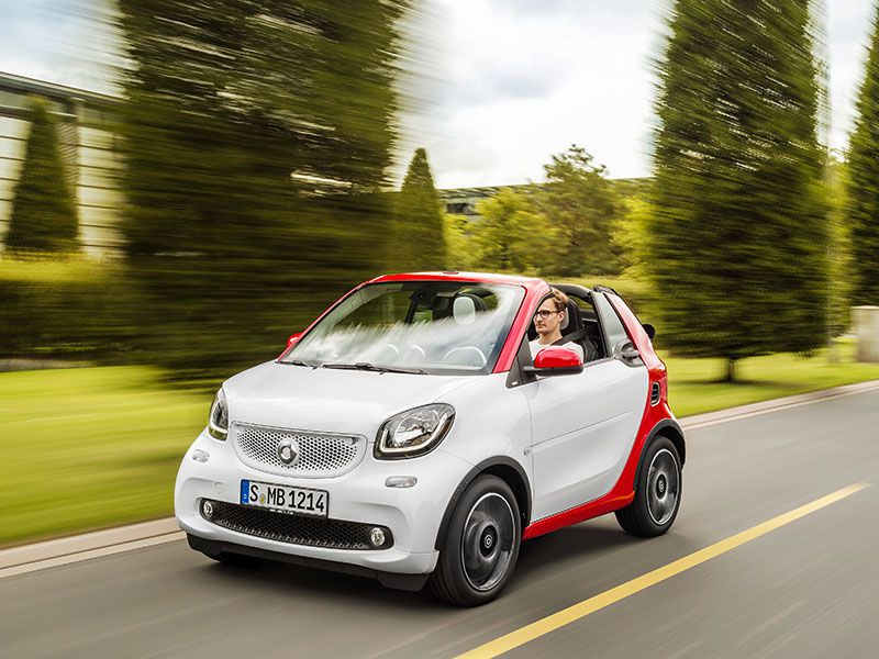 An Attainable Convertible Like The Old Smart Fortwo
