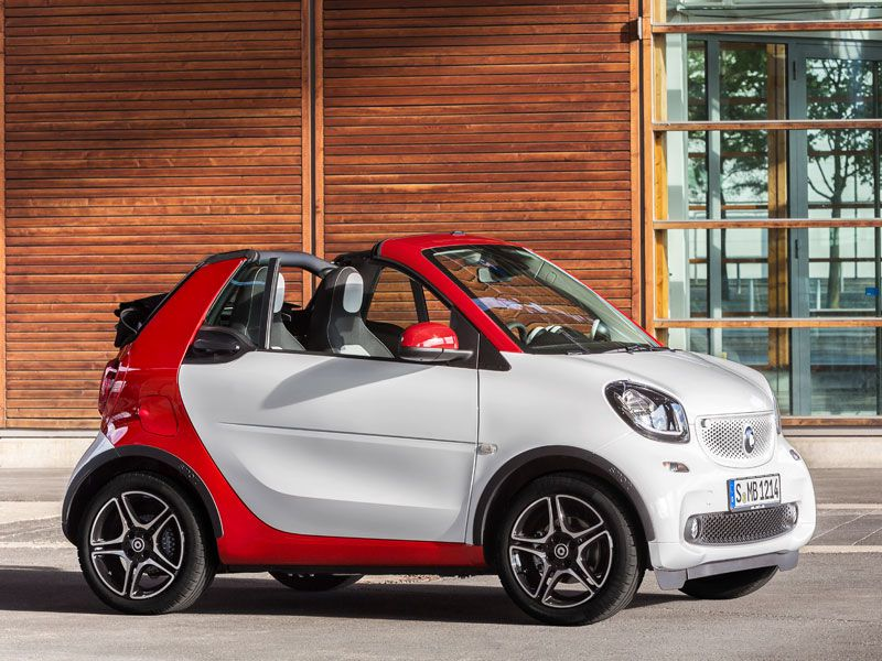 10 Things You Should Know About the Smart ForTwo Cabriolet