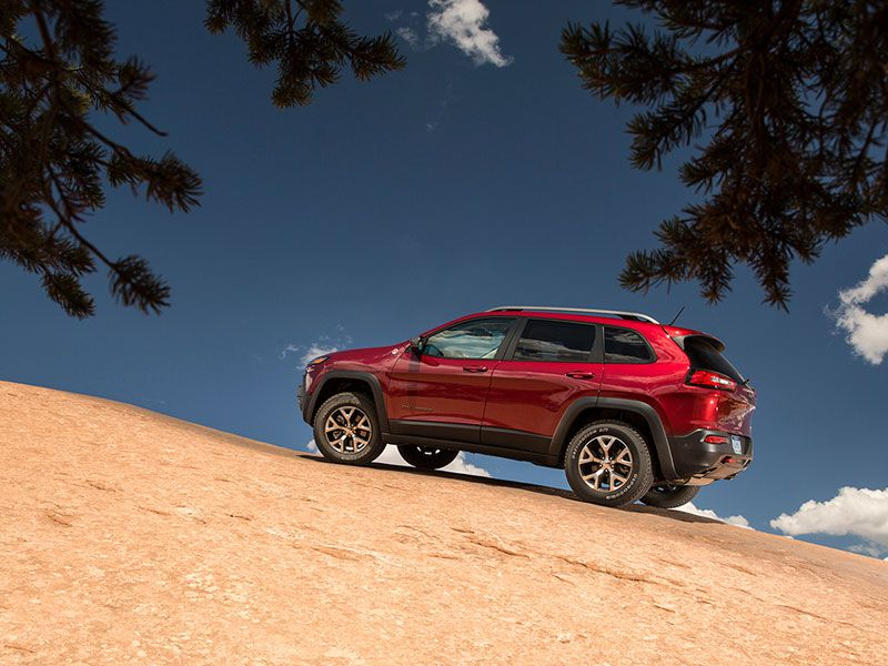 Suvs With The Most Ground Clearance Autobytel Com